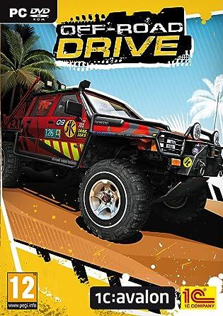 Off-Road Drive pc dvd-ის სურათის შედეგი