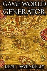 Game World Generator: Castle Oldskull Gaming Supplement GWG1 (Volume 2) Paperback