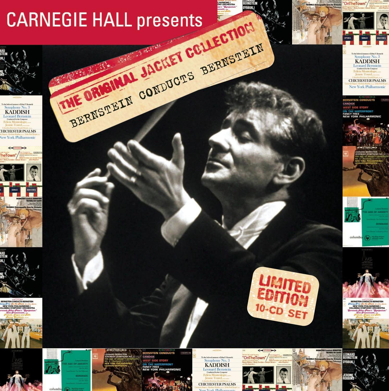 The Original Jacket Collection: Bernstein Conducts Bernstein by Tibi