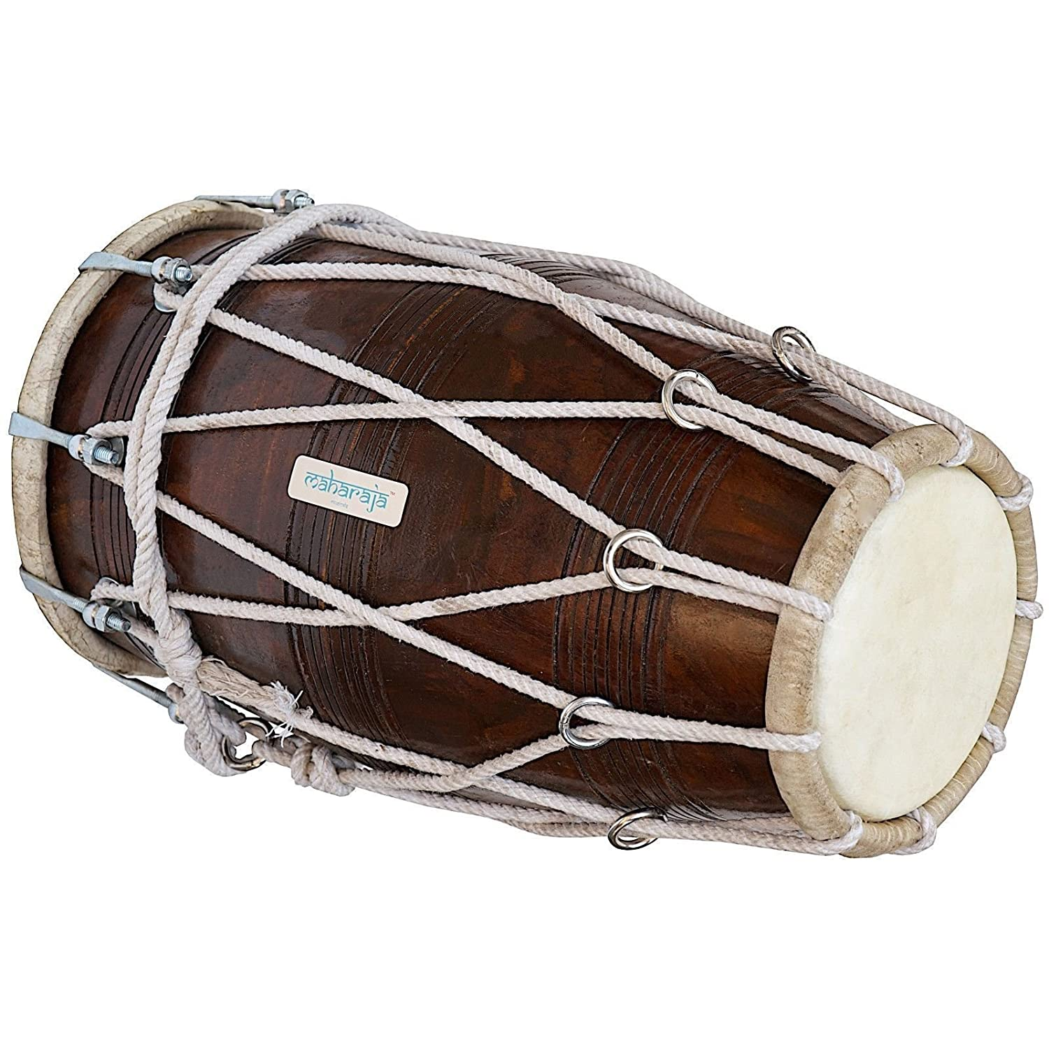 DHOLAK|SAI|NEW DHOLAK|ROPE TUNED|PURCHASE WEDDING DHOLKI|INDIA|WITH BAG|BBC SAI MUSICAL