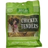 VitaLife Jerky Dog Treats - All Natural, Chicken Tenders, 400 g