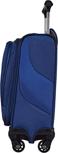 Travelpro Maxlite 4 Compact Carry On Spinner Under Seat Bag Blue