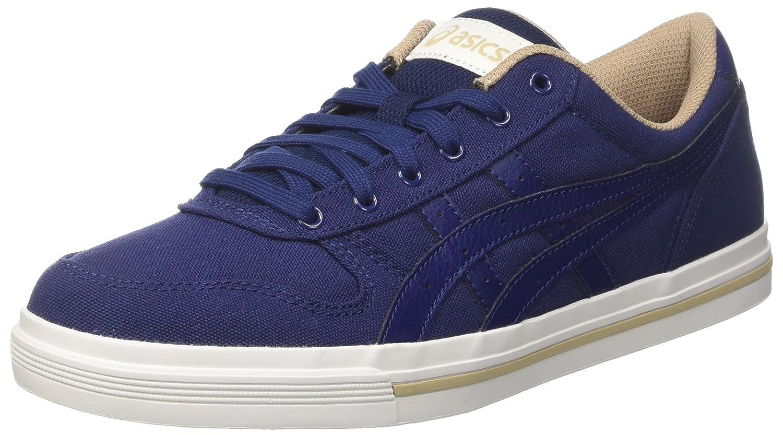 Asics Herren Aaron Sneaker, Grau  37.5 EU|Blau (Indigo Blue / Indigo Blue)