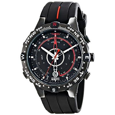 <strong>Timex Men's T2N720 Intelligent Quartz Tide Temp Compass Watch</strong>