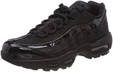 on sale 89d1a e8ada Nike Air Max 95 Womens Style  307960-010 Size  6.5 Black Black