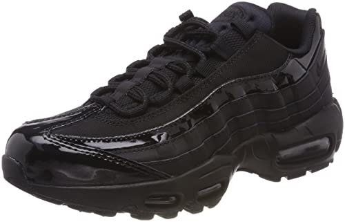 new product e603f 13628 Amazon.com   Nike Womens Air Max 95 Leather Trainers   Road Running