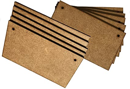 3 X Mdf Stars Laser Cut Wooden Blank Approx 150 Mm X 150 Mm