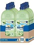 Mimosín Aloe Vera Suavizante Concentrado para 78 lavados - 8 Suavizantes