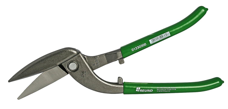 FREUND 01230300 Pelican Snip 01251260 - Tijeras de metal para cortar combinaciones (cierre izquierdo 012501260): Amazon.es: Bricolaje y herramientas