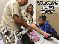 Whitneys Ankle Injury product image