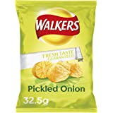 Walkers Crisps Pickled Onion 32 x 32,5g