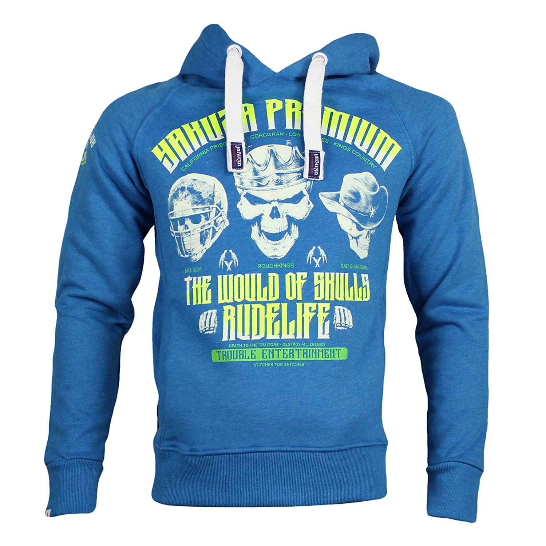 Yakuza Premium Sweatshirt YPH 2320 blau