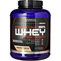 Ultimate Nutrition Prostar 100% Whey Protein - 5.28 lb (Cookies & Cream)
