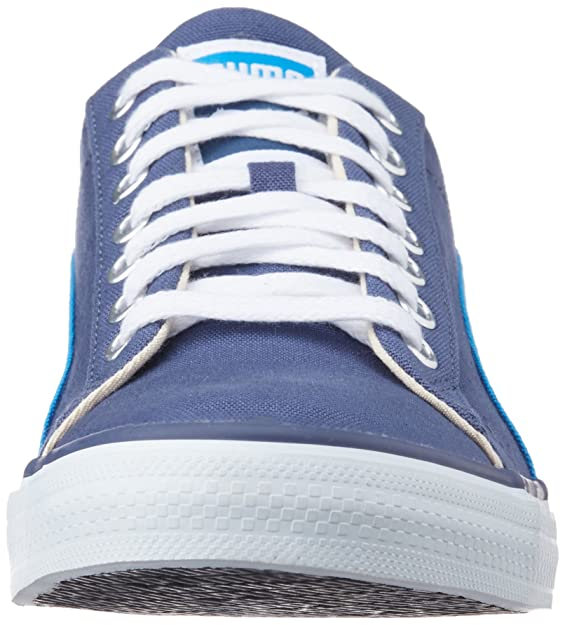 33714282c557a4 Puma Unisex Hip Hop 4 Ind. Insignia Blue and Blue Aster Canvas Sneakers -  12 UK  Buy Online at Low Prices in India - Amazon.in