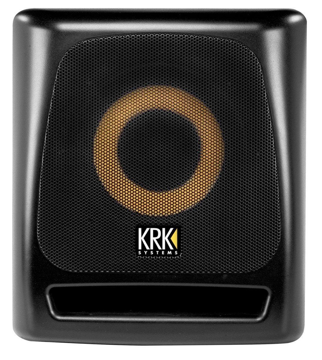 KRK 8S2 V2 8'' 100 Watt Powered Studio Monitor Subwoofer
