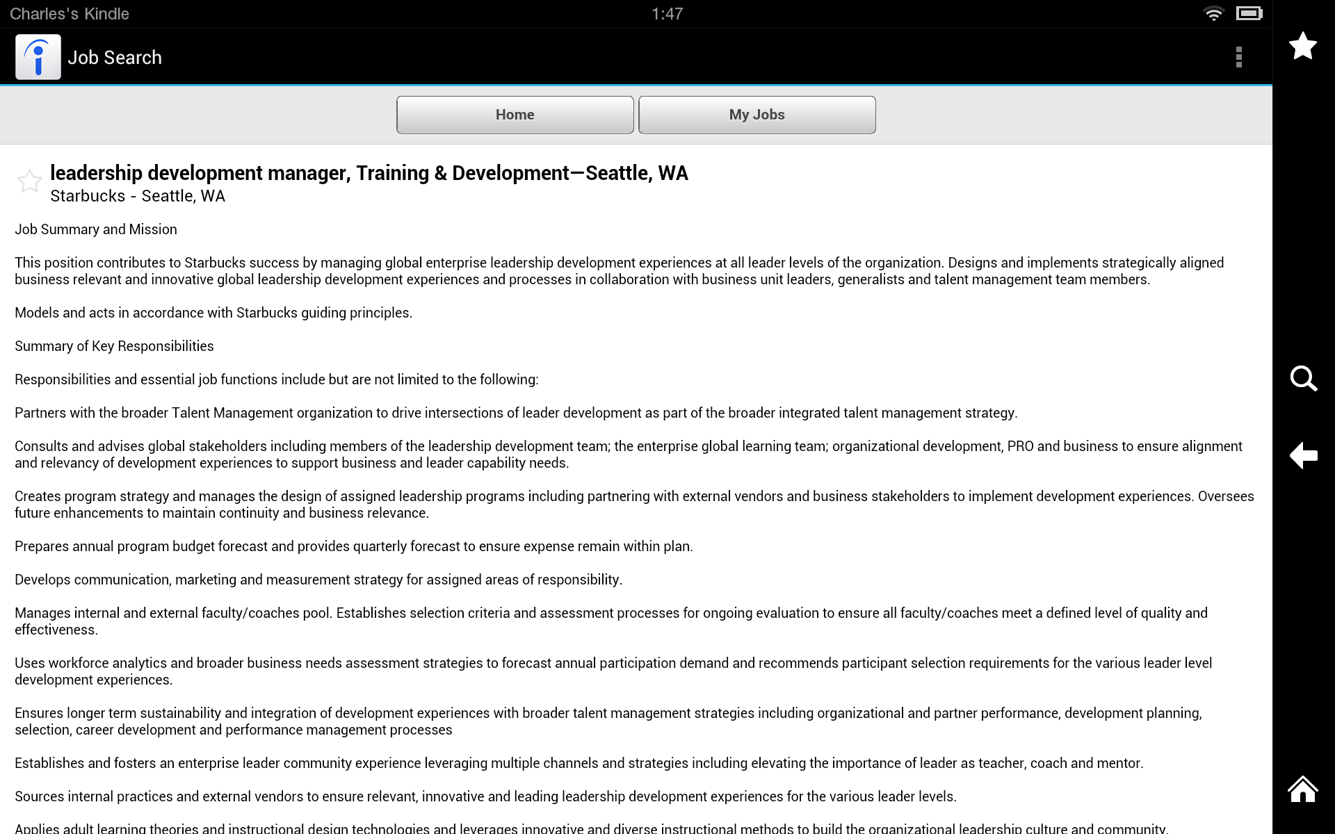 Amazon.com: Job Search: Appstore for Android