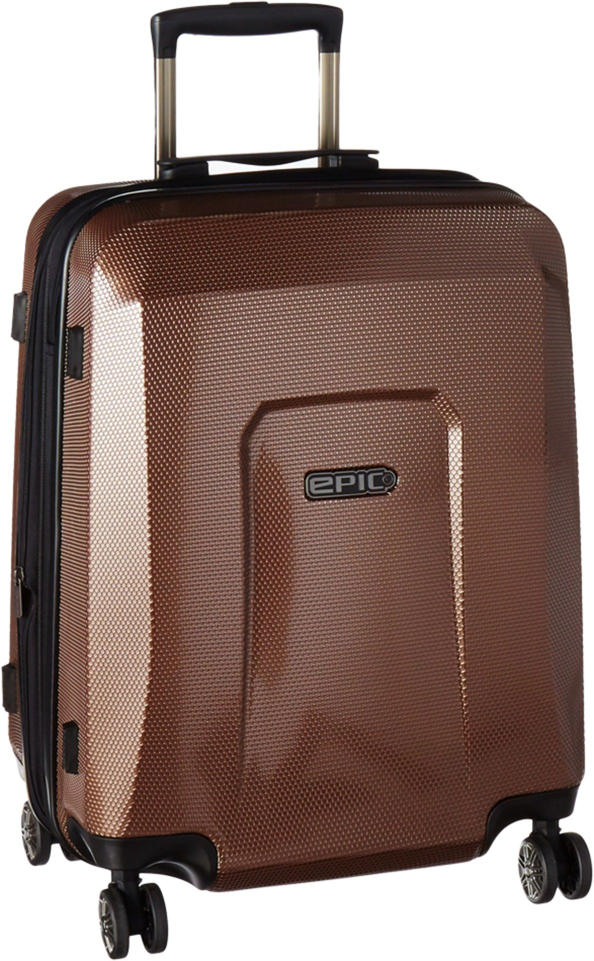 EPIC Travelgear Unisex HDX EX 25'' Trolley Brown Metal One Size
