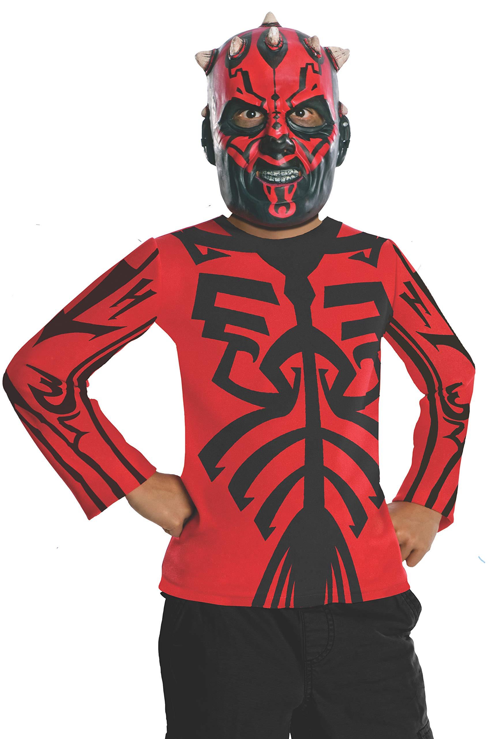 Rubie's - Star Wars Boys Darth Maul Costume - Large