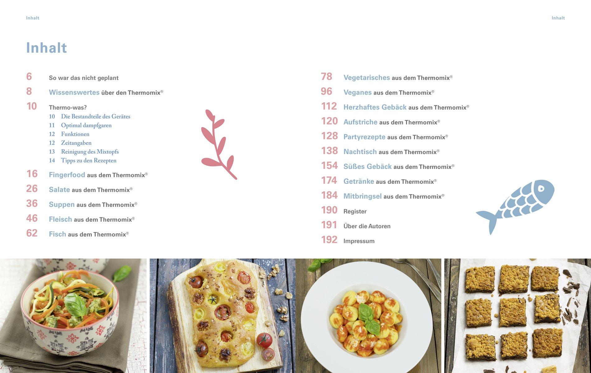 Das große Kochbuch für den Thermomix: Über 100 Rezepte für ...