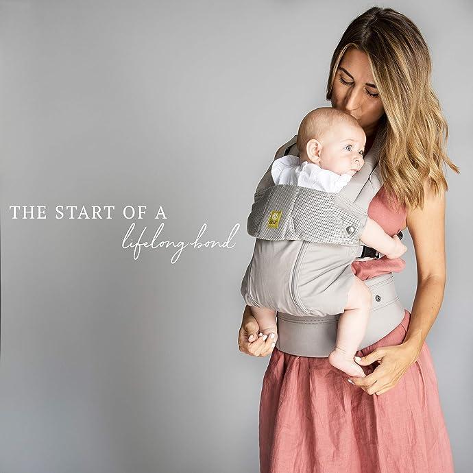 金盒特价 Lillebaby Complete系列 旗舰款 婴儿背带 四季可用 5.5折$76.99史低 海淘转运到手约¥601