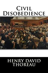 Civil Disobedience Kindle Edition