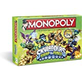 Winning Moves - Skylanders jeu de plateau Monopoly Swap Force *ALLEMAND*