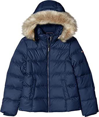 Tommy Hilfiger Essential Basic Down Jacket Chaqueta para Niñas