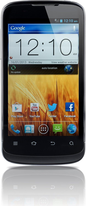 ZTE Blade III - Smartphone libre Android (pantalla 4