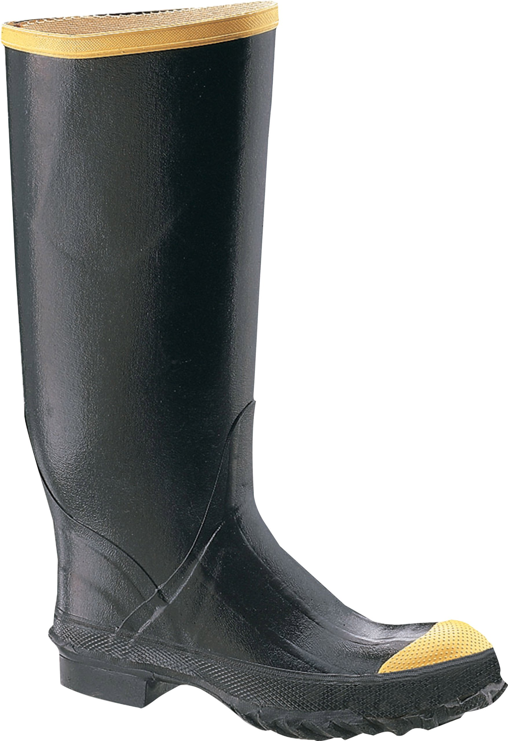 Honeywell Safety 2141-8 Ranger Safety Hi Boot for Men's, Size-8, Black by Honeywell