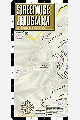 Streetwise Jerusalem Map - Laminated City Center Street Map of Jerusalem, Israel (Michelin Streetwise Maps) Map