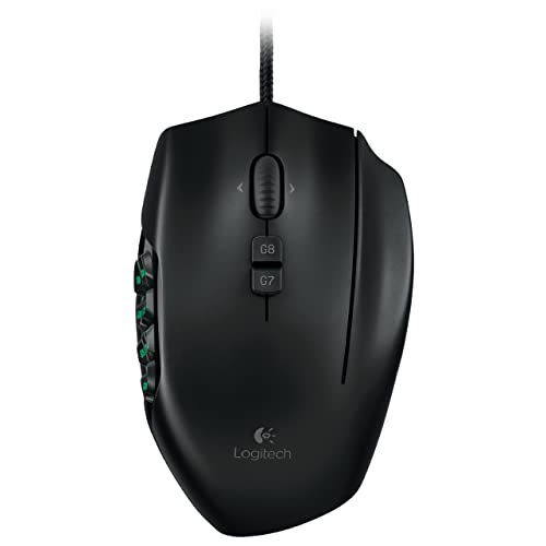 logicool MMOゲーミング マウスG600