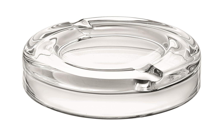 Barski - ヨーロピアン品質 - 美しい厚いガラス - 灰皿 - 卓上タバコ/葉巻灰皿 - 卓上アッシュホルダー スモーカー用 - 直径7.2インチ - ヨーロッパ製   B07K721QKD
