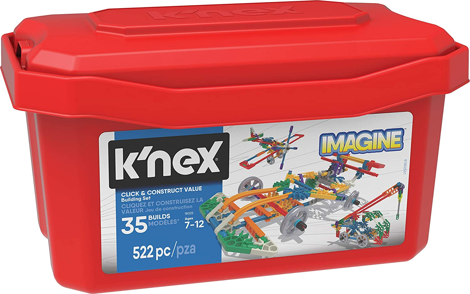 K'NEX Imagine Click & Construct ONLY $19.99 (Reg. $35)