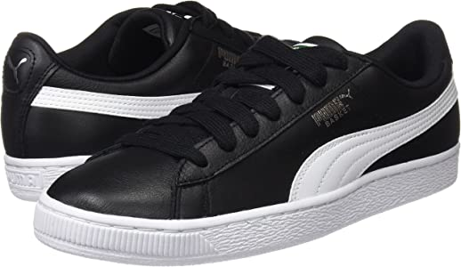 finest selection 4ccb2 3027d Puma Heritage Basket Classic, Sneakers Basses Mixte Adulte ...