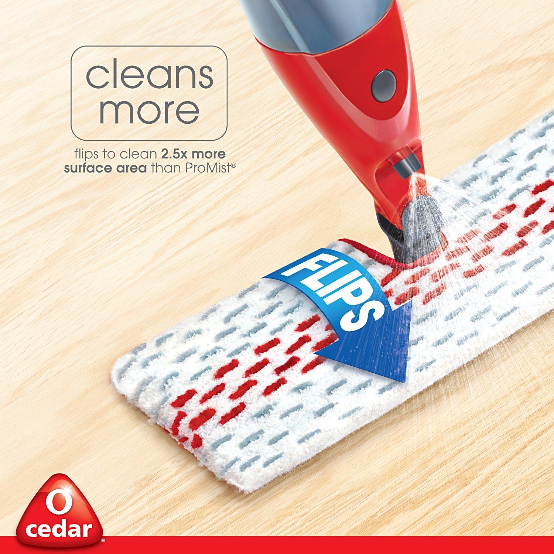 O-Cedar ProMist MAX Microfiber Spray Mop by O-Cedar (Image #2)