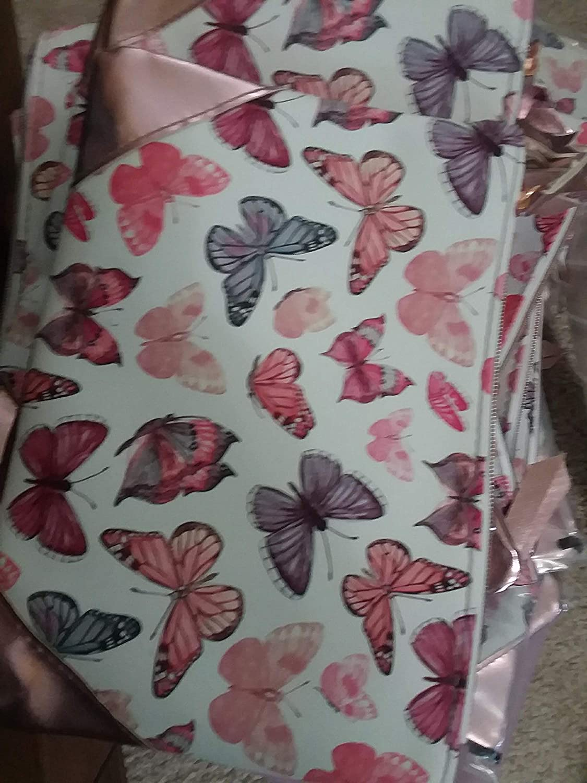Amazon com : IPSY Butterfly Makeup Cosmetics Bag April 2018