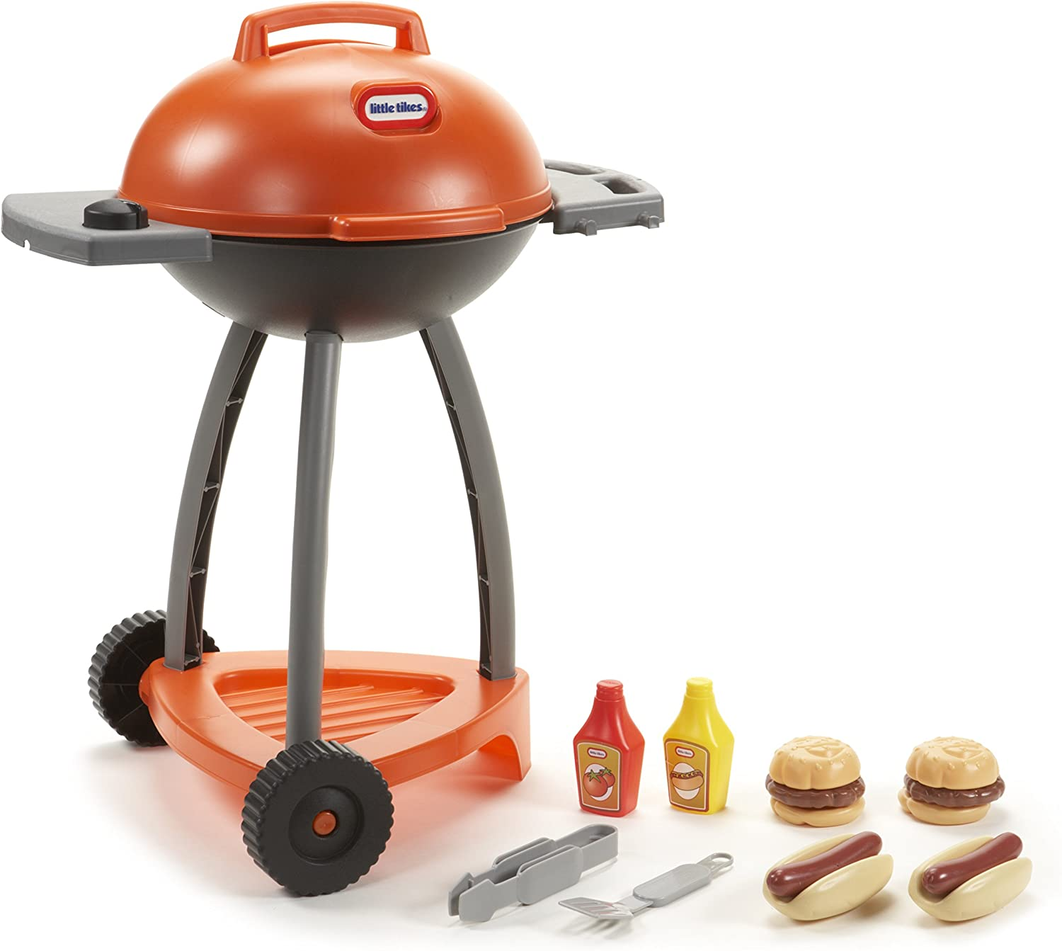 Sizzle and Serve Grill Kitchen Playset