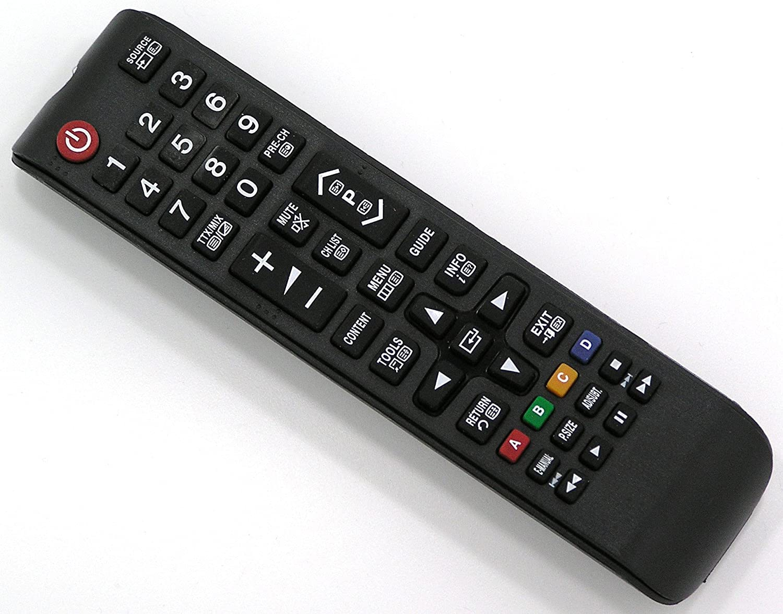 Mando a distancia de repuesto para Samsung TV televisor SA07 AA59-00622A AA59-00741A AA59-00496A: Amazon.es: Electrónica