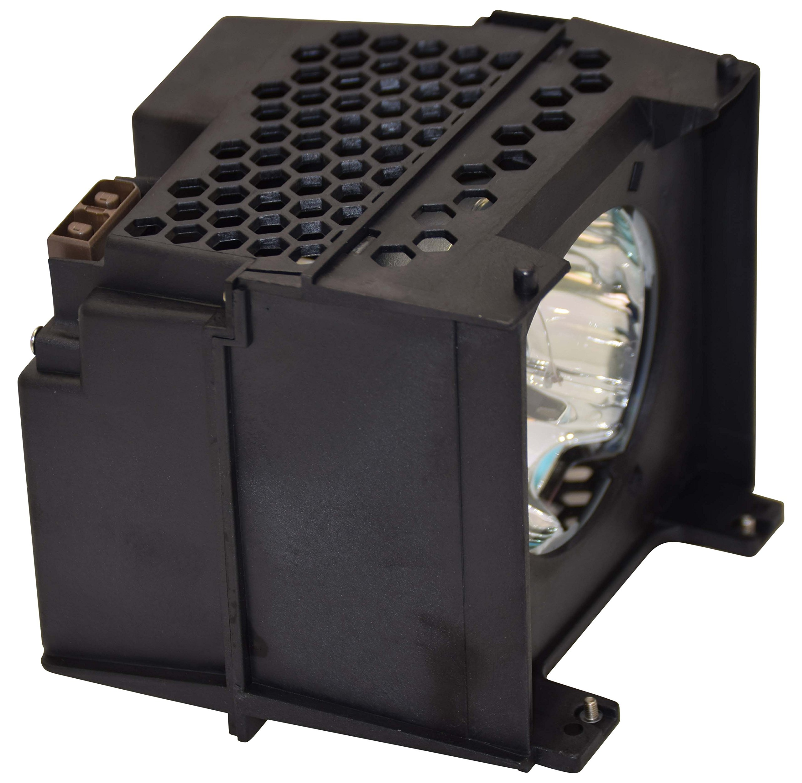 LAMP & HOUSING for TOSHIBA 72514011, 75007091, 75007110, 75008204, 50HM66, 50HM67, 50HMX96 LAMP VOLTS WATTS