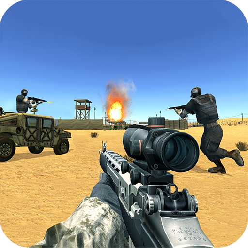 FPS HONOR: Desert Hawk Down Shooting Game 2019 (Best Shooting Games For Android 2019)