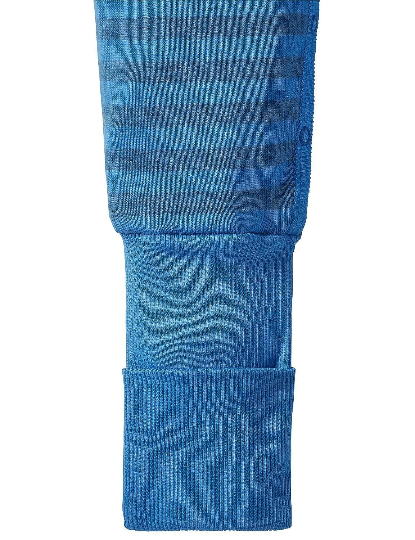 Schiesser Jungen Einteiliger Schlafanzug Baby Anzug mit Vario