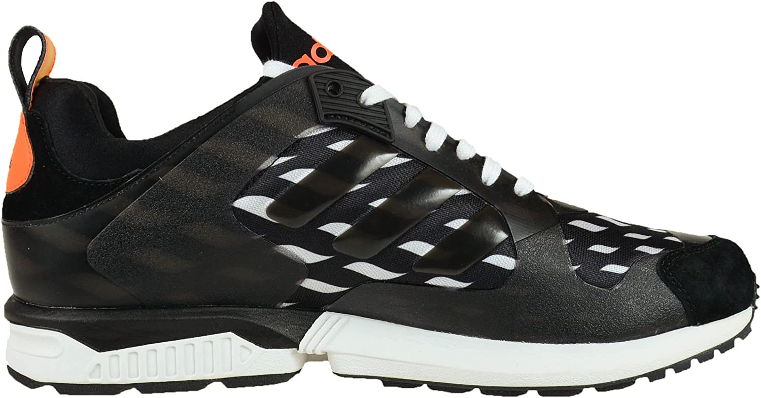 Alentar Perdóneme Camino  Amazon.com | adidas Mens Zx 5000 Rspn Battle Pack Black/Running White  M21782 | Shoes