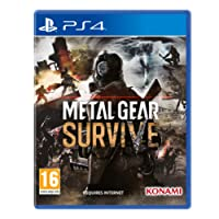 KONAMI Metal Gear Survive [Playstation 4]