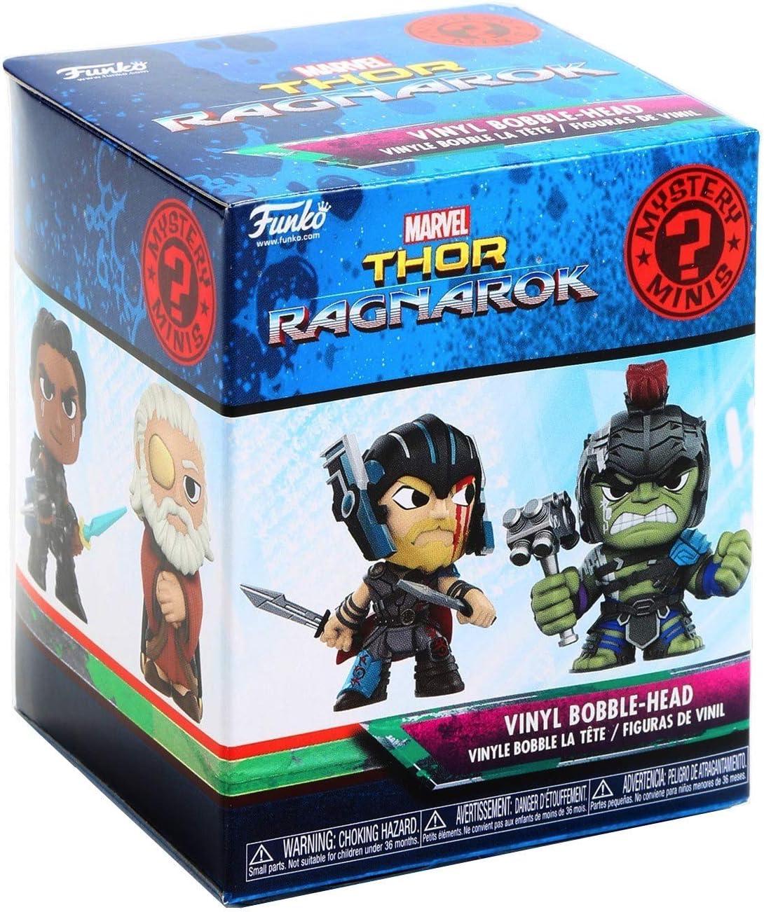 CHOOSE YOUR CHARACTER Marvel Thor Ragnarok Funko Pop Mystery Mini Figure
