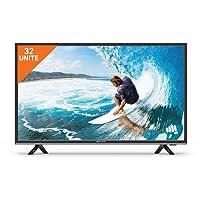 Micromax 81 cm (32 inches) HD Ready LED TV 32T8361HD/32T8352D (Black) (2017 model)
