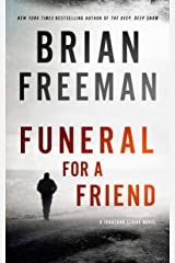 Funeral for a Friend: A Jonathan Stride Novel (The Jonathan Stride Series Book 10) Kindle Edition