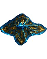Vintage Elegant Ladies fashion 50cm Square Head / Neck Scarf Various Styles silk satin feel - by Fat-Catz-copy-catz