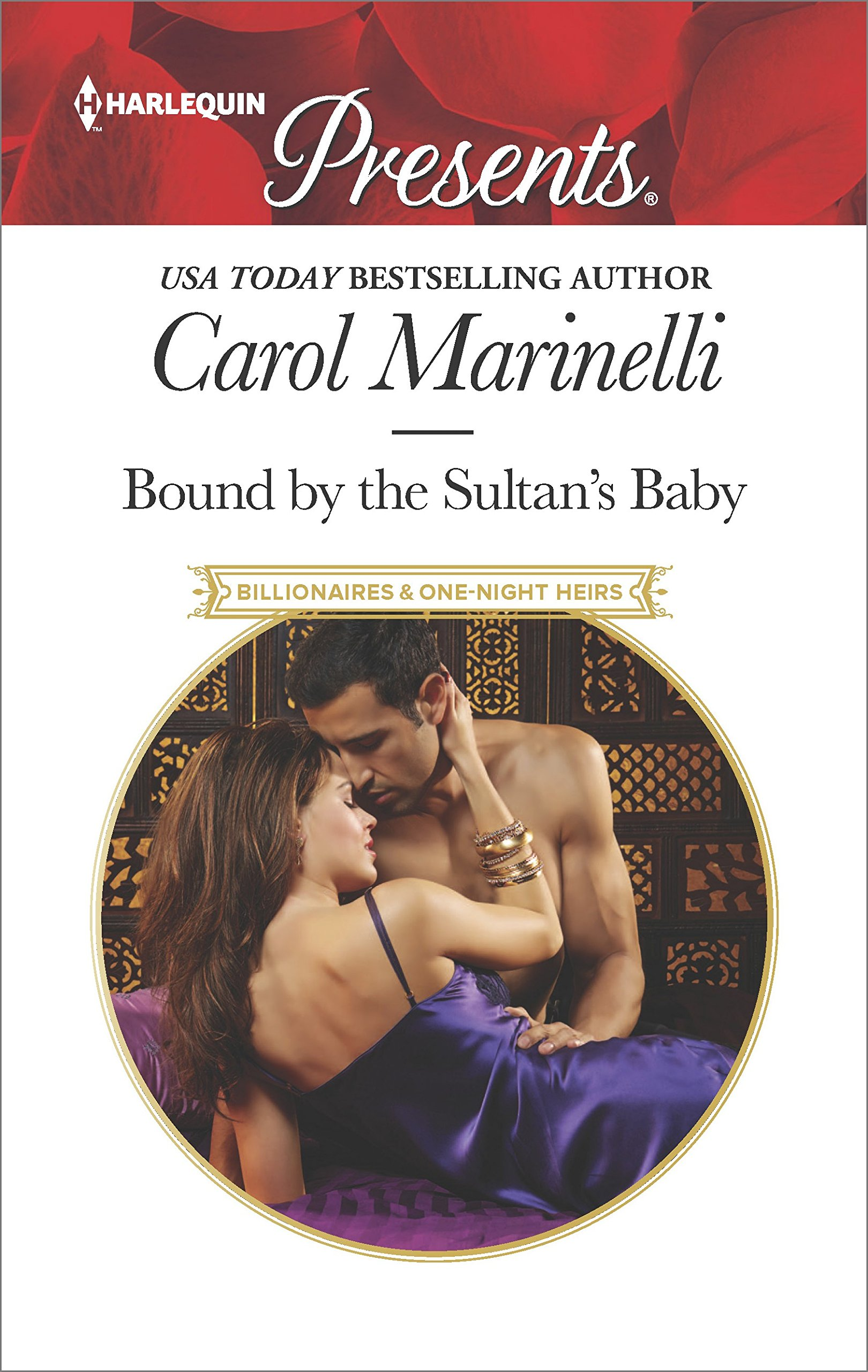 Bound by the Sultan's Baby, Marinelli, Carol