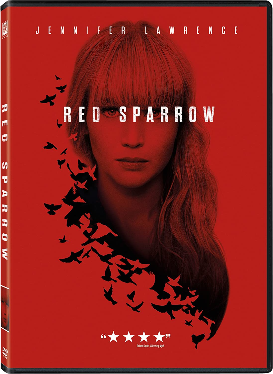 Red Sparrow: Amazon.co.uk: DVD & Blu-ray