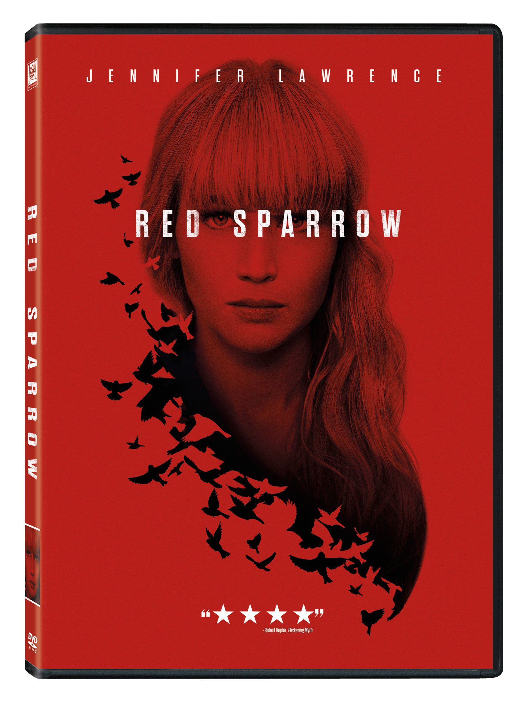 DVD : Red Sparrow (, Dolby, Widescreen)